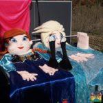 Fotografie 4. Pohádkový kostým Anna – Ledové království / Frozen
