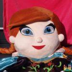 Fotografie 7. Pohádkový kostým Anna – Ledové království / Frozen