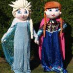 Fotografie 8. Pohádkový kostým Elsa – Ledové království / Frozen