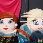 Fotografie 1. Pohádkový kostým Elsa – Ledové království / Frozen