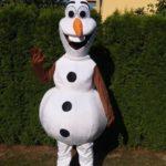 Fotografie 3. Pohádkový kostým Olaf – Ledové království / Frozen