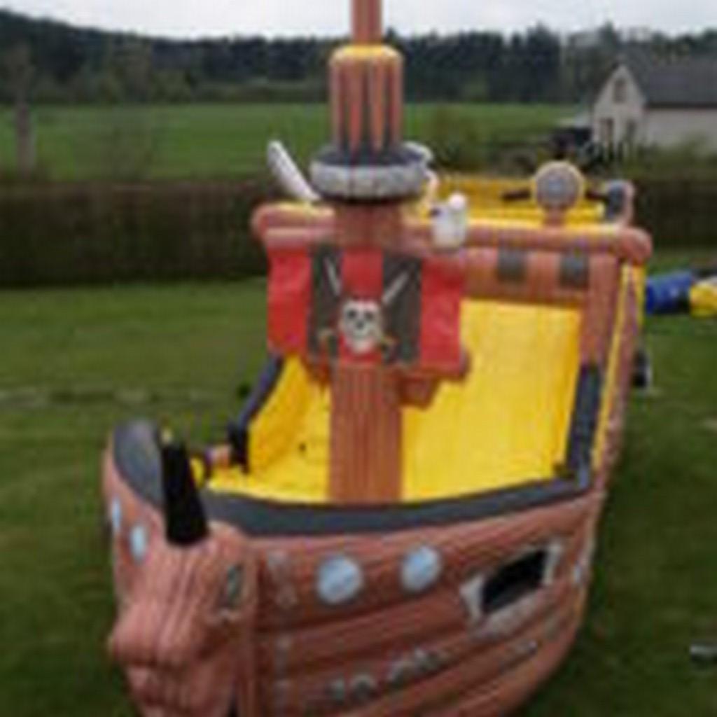 Fotografie 16. Velká pirátská loď (2)  maxi