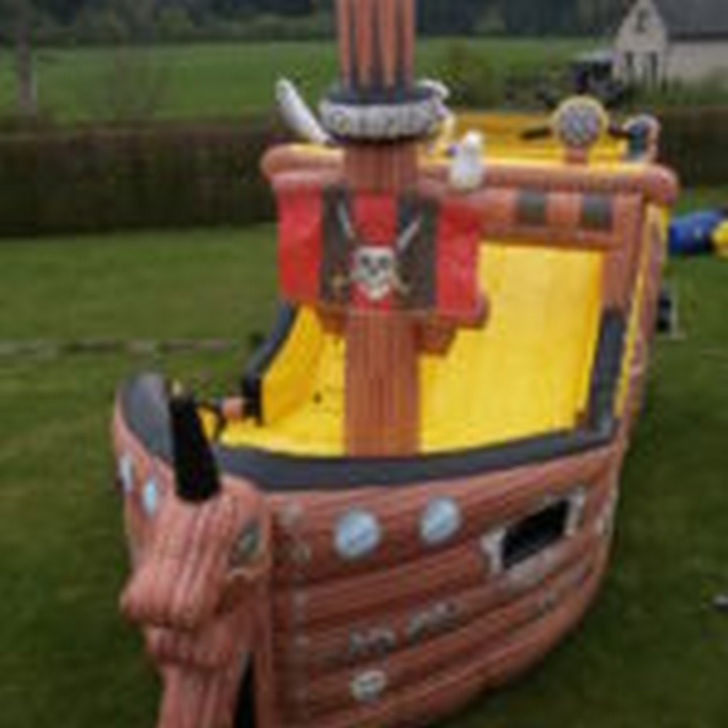 Fotografie 17. Velká pirátská loď (2)  maxi
