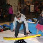 Fotografie 16. Zábavná atrakce snowbordové nebo surfové prkno