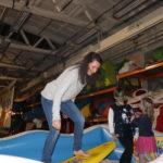 Fotografie 19. Zábavná atrakce snowbordové nebo surfové prkno