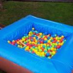 Fotografie 1. Bazének plný kuliček