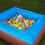 Fotografie 2. Bazének plný kuliček