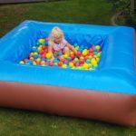 Fotografie 4. Bazének plný kuliček