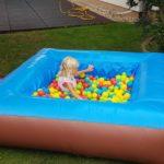 Fotografie 7. Bazének plný kuliček