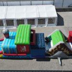Fotografie 12. Nafukovací lokomotiva (2) MAXI – tunel